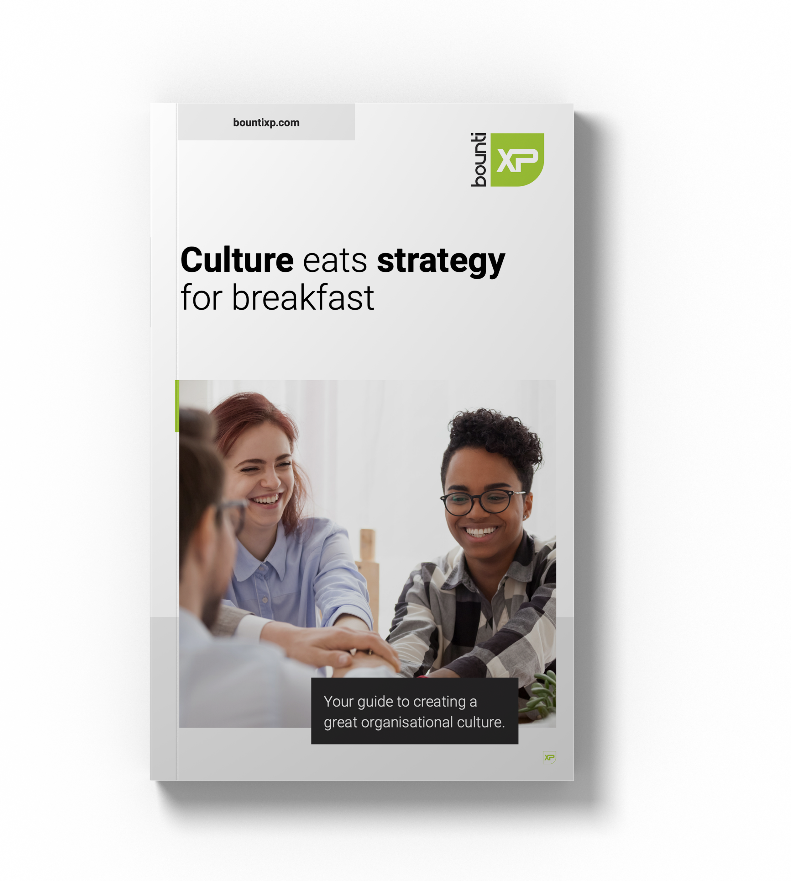 bountiXP | Culture eats strategy for breakfast cover-2
